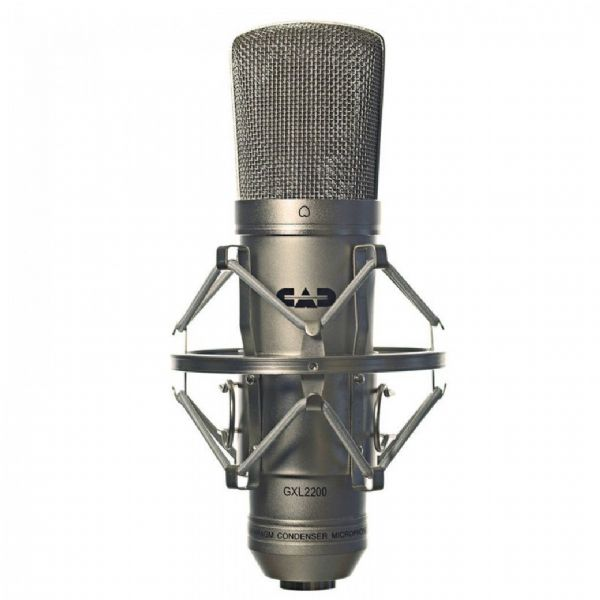 CAD Audio - CAD GXL MICROPHONE STUDIO PACK - SATIN - GXL2200